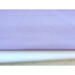 Tipos blanco fondo lila